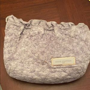 Gris Olympe Nimbus shoulder Louis Vuitton Purse
